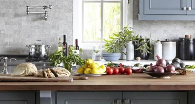 Custom Kitchen<