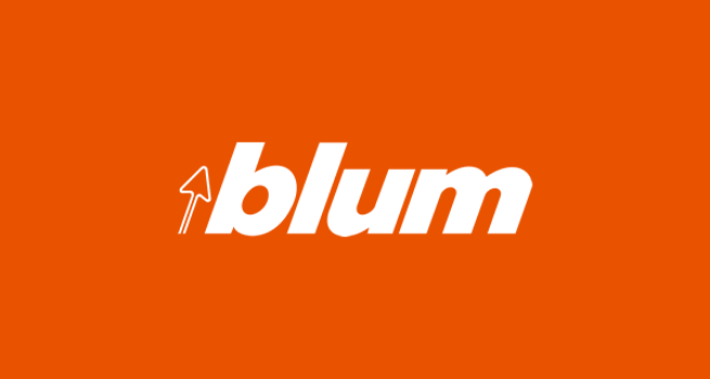 BLUM<