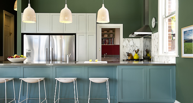 Kitchens for Builders<